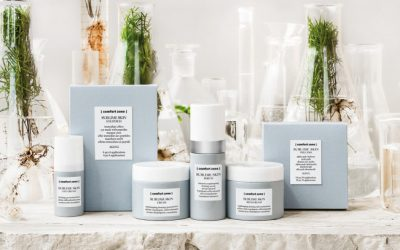 Skincare solution packages with homecare and therapist support