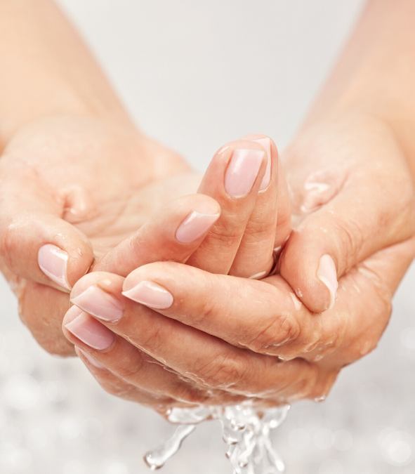 7 Top Tips for Good Hand & Nail Health